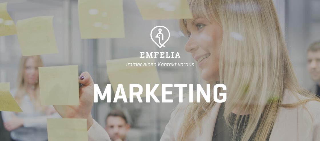 Jobs Marketing Foto